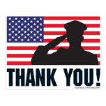 Salute Post Cards
