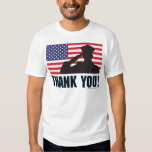 Salute T Shirt