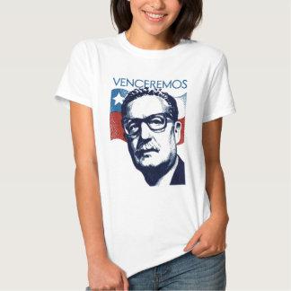 Salvador Allende - Venceremos Tshirt