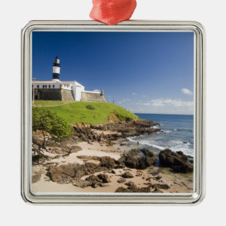 Salvador, Brazil. Porto da Barra and the Christmas Ornament