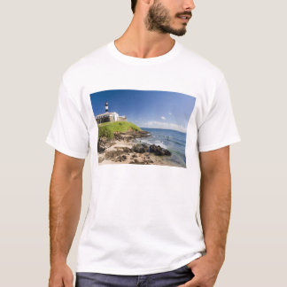 Salvador, Brazil. Porto da Barra and the T-Shirt