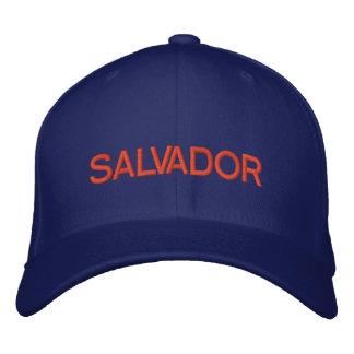 Salvador Cap Embroidered Hat