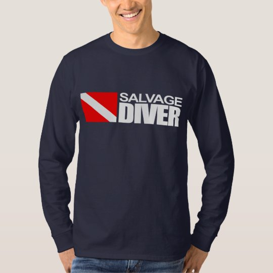 Salvage Diver 4 Apparel T-Shirt