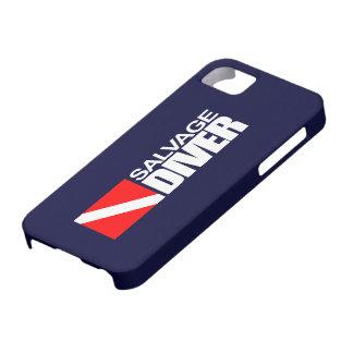 Salvage Diver 4 iPhone 5 Case