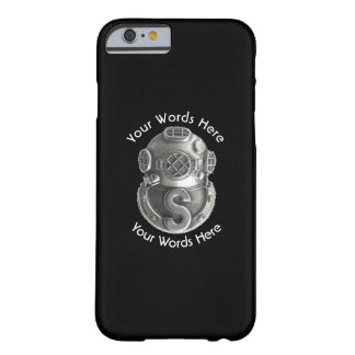 Salvage Diver Barely There iPhone 6 Case
