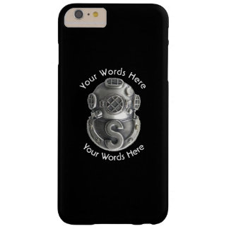 Salvage Diver Barely There iPhone 6 Plus Case