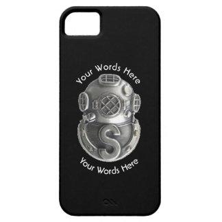 Salvage Diver iPhone 5 Cases