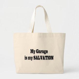 SALVATION CANVAS BAGS