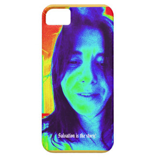 Salvation is the story! barely there iPhone 5 case