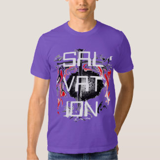 """Salvation"" Tee Shirt"