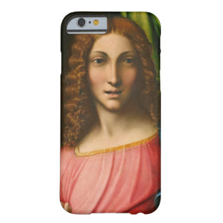 Salvator Mundi, c. 1515 (oil on panel) Barely There iPhone 6 Case