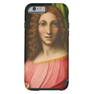 Salvator Mundi, c. 1515 (oil on panel) Tough iPhone 6 Case