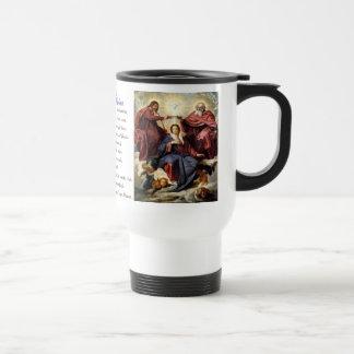 SALVE REGINA travel Stainless Steel Travel Mug
