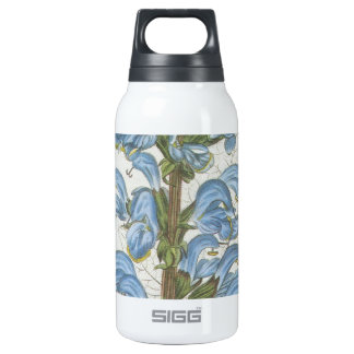 Salvia Barrelieri 10 Oz Insulated SIGG Thermos Water Bottle