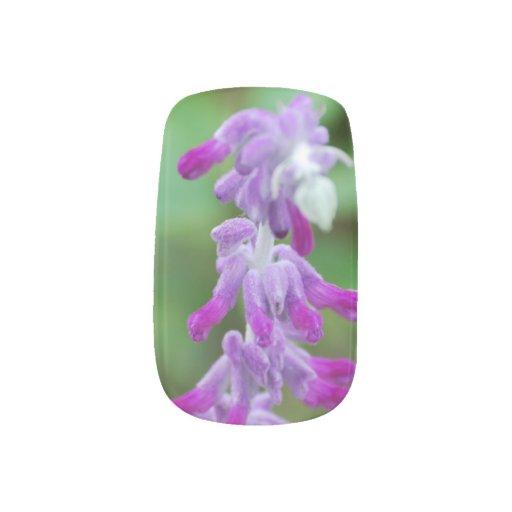 Salvia Minx ® Nail Wraps