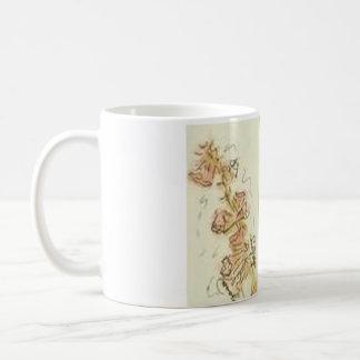 """"""" SALVIA"""" CLASSIC WHITE COFFEE MUG"""