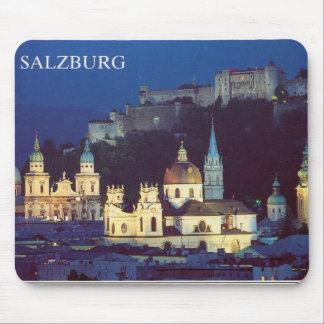 Salzburg, Austria Mouse Mat