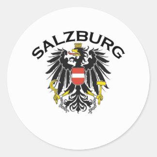 Salzburg, Austria Stickers