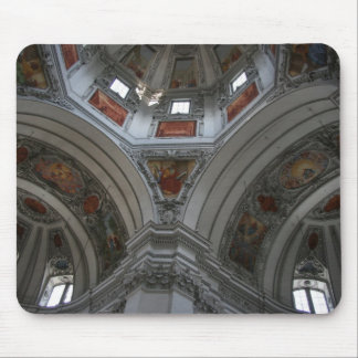 Salzburg Cathedral Mouse Pad