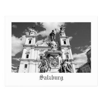 Salzburg Cathedral Postcard