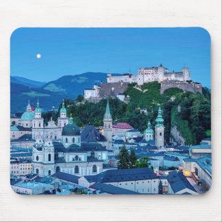 Salzburg city, Austria Mouse Mat