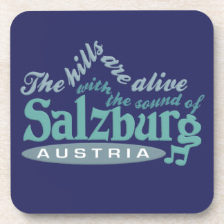 Salzburg coasters
