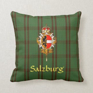 Salzburg Coat of Arms Cushion