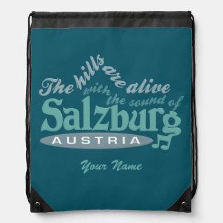 Salzburg custom monogram bag