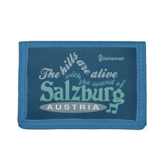 Salzburg custom monogram wallets