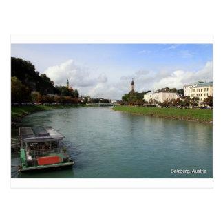 Salzburg Postcard