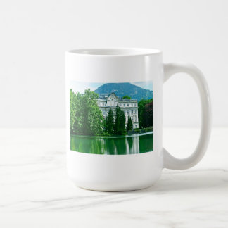Salzburg Sound of Music house Coffee Mug