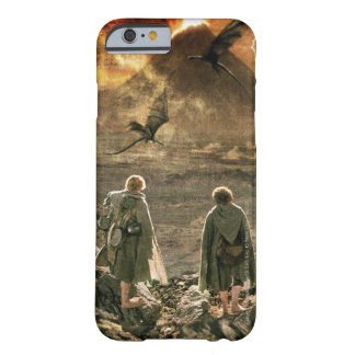 Sam and FRODO™ Approaching Mount Doom Barely There iPhone 6 Case