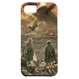 Sam and FRODO™ Approaching Mount Doom iPhone 5 Case
