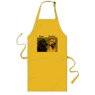 Sam & Bubba apron
