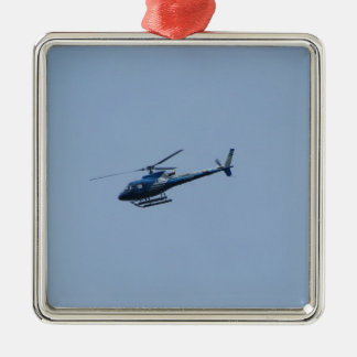 SAM Ecureuil Helicopter Christmas Ornament