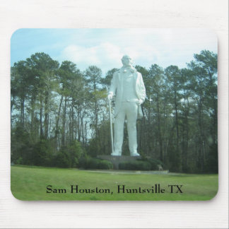 Sam Houston Mouse Mat
