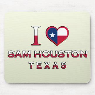 Sam Houston, Texas Mousepads