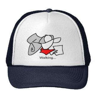 Sam Walking Mesh Hats