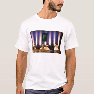 Sama sufi whirling dervish T-Shirt