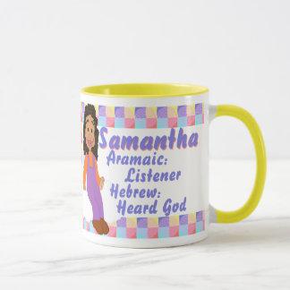 Samantha Mug