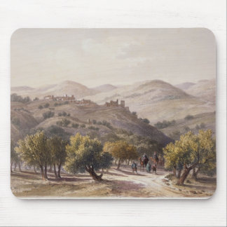 Samaria, engraved by Jean Jacottet Mouse Pad