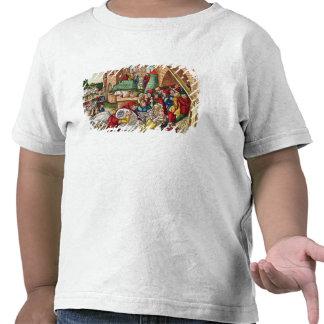 Samaria under siege tee shirt