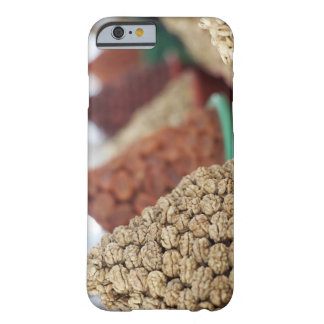 Samarkand, Uzbekistan. Nuts and apricots for Barely There iPhone 6 Case