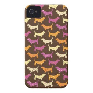 Samba Bassets Case-Mate iPhone 4 Cases