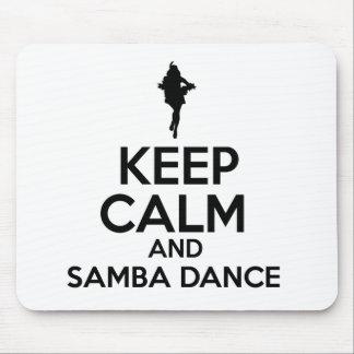 samba design mousepad
