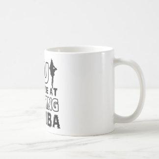 Samba designs will make a great gift item basic white mug