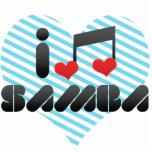 Samba fan