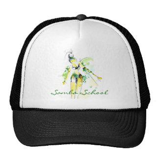 Samba school hat 3