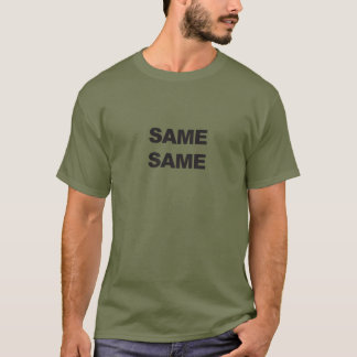 Same Same, But Different Thailand Shirt