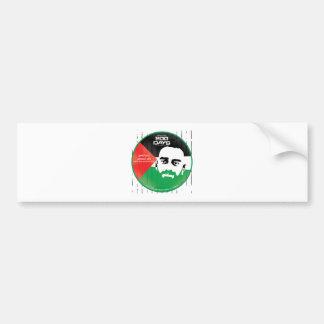 Samer al Issawi hunger strike Bumper Sticker